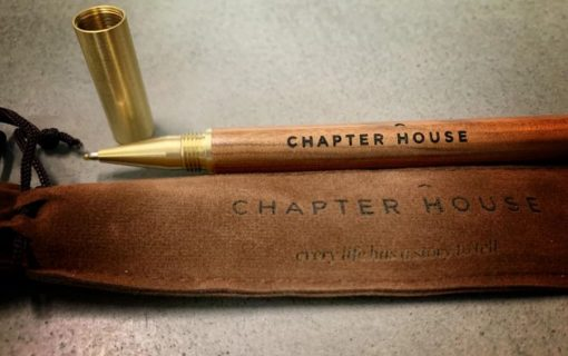 Chapter House Pen